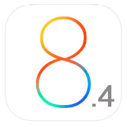 ios 8.4 logo