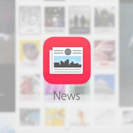 ios 9 apple news app