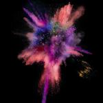 Powder Paint Effect 1