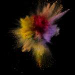 Powder Paint Effect 2