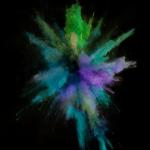 Powder Paint Effect 3