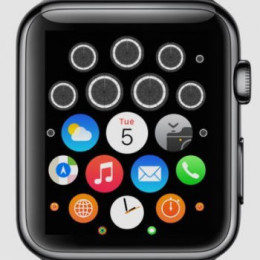 apps installing on apple watch