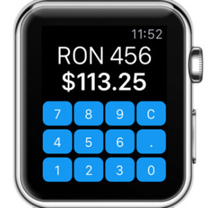 how much apple watch currency converter