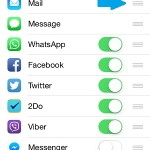 ios share extensions customization