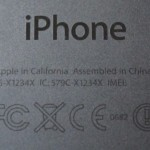 iphone 6 regulatory markings on back case