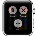 moveo calc force touch menu