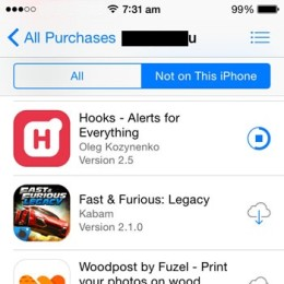 recovering deleted ios apps