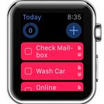 things apple watch app