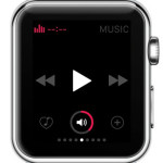 watchos 2 beta 5 now playing music glance