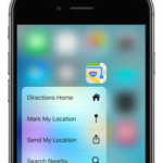 iphone 6s 3d touch apple maps