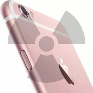 iphone 6s rf radiation