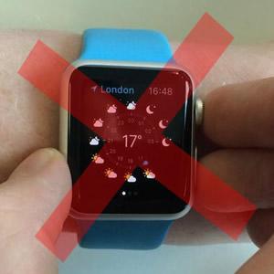 watchos 2 print-screen error
