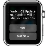 watchos 2 update confirmation