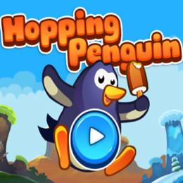 hopping penguin ice cream adventure