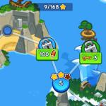 hopping penguin level progress