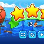 hopping penguin level score