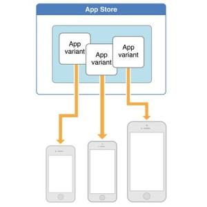 ios 9 app thinning demo