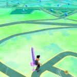 radar for tracking down pokemons