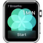 watchos 3 breathe session start