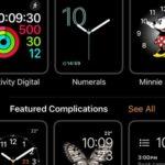 face gallery tab in apple watch app