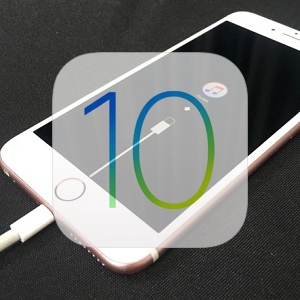 iPhone bricked by iOS 10 update.