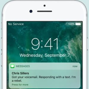 iPhone 7 No Service Error
