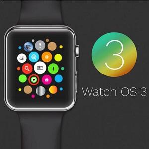 watchOS 3 on Apple Watch