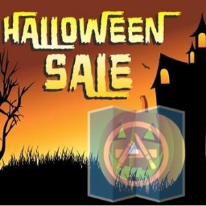 App Store Halloween Sale