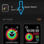 apple watch app search settings