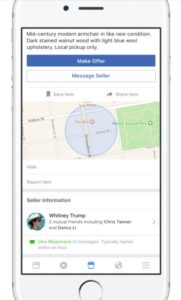 facebook marketplace seller info