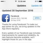 facebook marketplace app store update