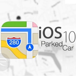 iOS 10 parked car feature