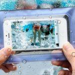 iphone waterproof bag