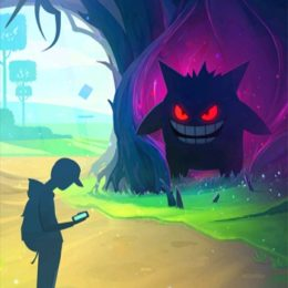 pokemon go halloween theme