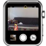 watchos 3 camera app viewfinder with zoom