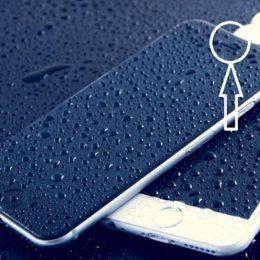 water in iphone 7 speaker port