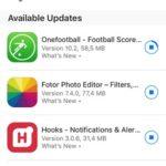app store download queue