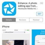 Enhance App Store discount