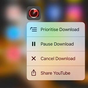 iOS 10 Prioritize Download Feature