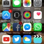 ios automatically cleaning iPhone apps