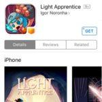 Light Apprentice App Store discount