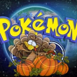 Pokemon GO Thanksgiving Event