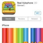 Real Xylophone App Store download