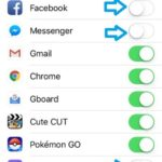 stop social media apps from saving photos on iphone