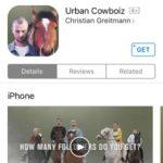 urban cowboiz new app store app