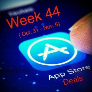 Week 44 App Store Deals