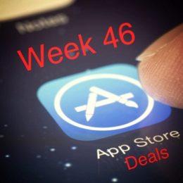 Week 46 App Store Deals