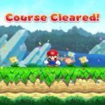 super mario run course cleared