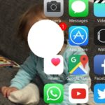 switching between iphone home screen cards