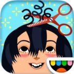 toca hair salon 2 app store logo